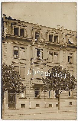 Schweiz BERN Thunstrasse 39 / Architektur & Baugeschichte * Foto-AK 1913