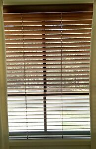 Timber Venetian Blinds Belmont Lake Macquarie Area Preview