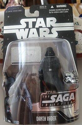 Star Wars The Saga Collection 2006 Ultimate Galactic Hunt Darth Vader