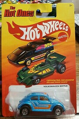 2011 Hot Wheels THE HOT ONES Volkswagen Beetle  NEW in PACK