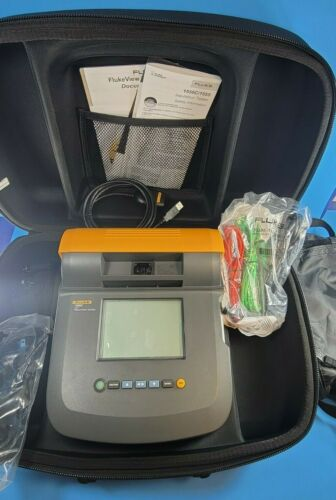 Fluke 1550C Insulation Resistance Tester Megger MegOhmMeter, New