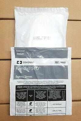 Covidienkendall Scd Express Scd 700 Sleeves 73022. Knee Length Medium X 1 Pair