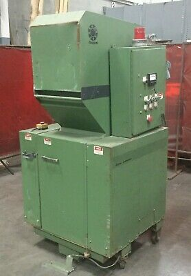 Rapid Granulator Type 1418-k No. 120-1705 3 Blade Open Rotor