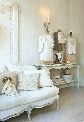 LAST 2* JANUARY 2017 Jeanne d'Arc Living MAGAZINE #1 French/Brocante/Style