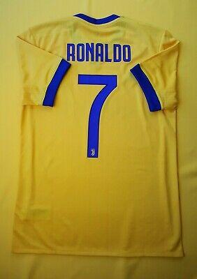 2853431bdbc 5/5 Ronaldo Juventus jersey small 2018 shirt BQ4530 Adidas soccer football  ig93