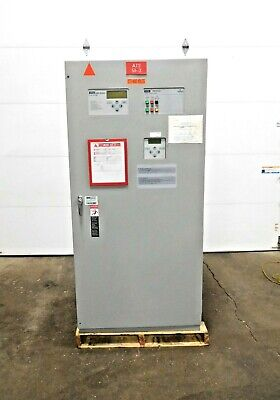 Mo-3540 Asco 7000 Series Automatic Transfer Switch. H07ats030800n5xc. 800a.