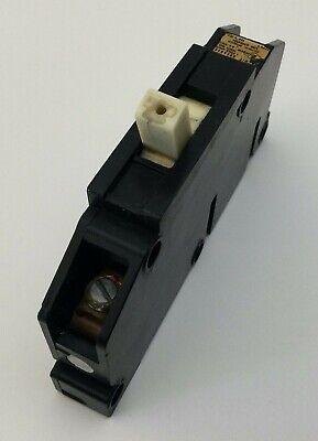 Zinsco Type T Q150 1 Pole 50 Amp 120v Magnetrip Circuit Breaker