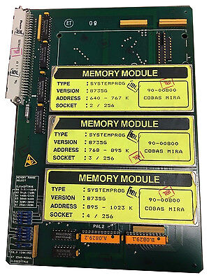 Memory Module Pcb Eprom Board For Cobas Mira Classic V.8735g
