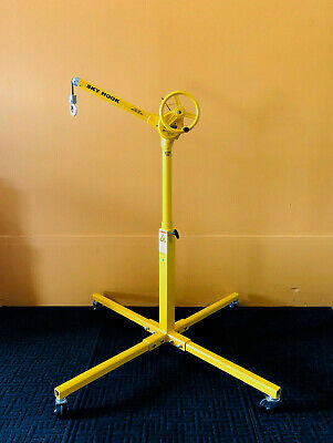 Skyhook 8557 500 Lb Load Limit 35 Steel Roller Chain Portable Hoist. Tested