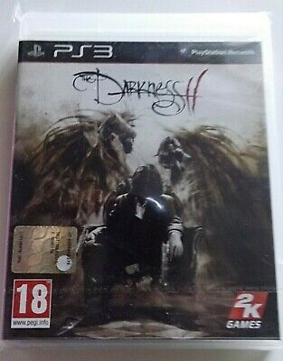 darkness 2 II ps3 videogame play station gioco no ps4 games resident...