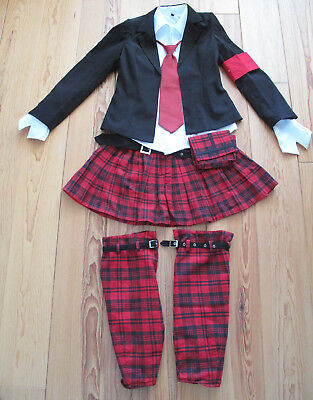 ** Cosplay Kostüm Shugo Chara! Amu Hinamori Größe S (Shugo Chara Amu Kostüm)