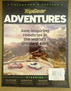 Top Gear Magazine Adventures Collectors Edition BBC  UK  M144