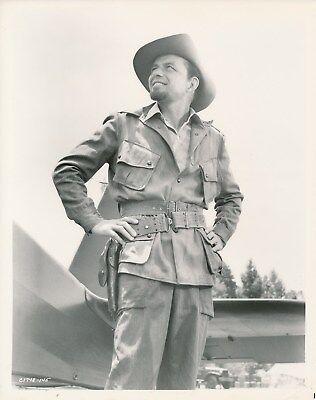 FRANK SINATRA Original CANDID Costume Studio Set Vintage NEVER SO FEW MGM Photo