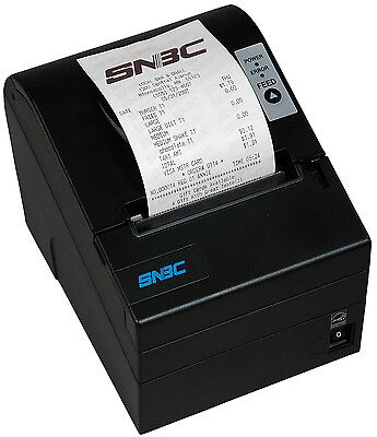 Snbc Btp-880npv Thermal Pos Printer Parallel Usb Auto Cutter