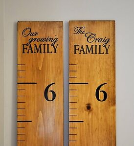 Growth Charts at the Aberfoyle Farmers Market
