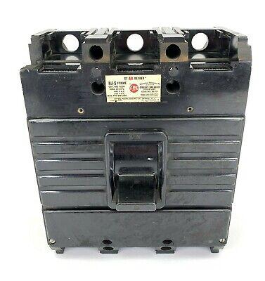 Federal Pacific Nj-s6320 Nj-s 3p 200 Amp 600v Circuit Breaker Corner Chipped
