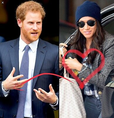 Meghan Markle Prince Harry Love Bracelet