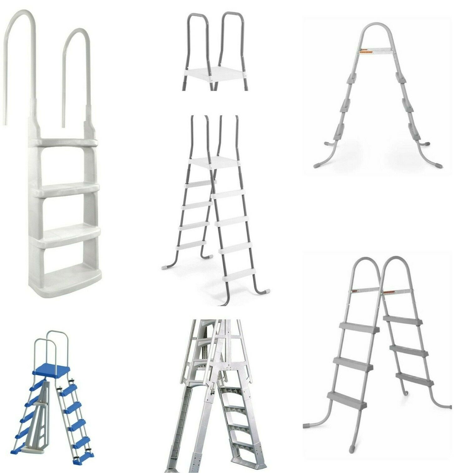 All Ladders for Above Ground Swimming Pool Ladder for Intex