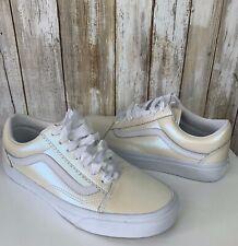 Vans Old Skool Sneakers Shoes Pearl