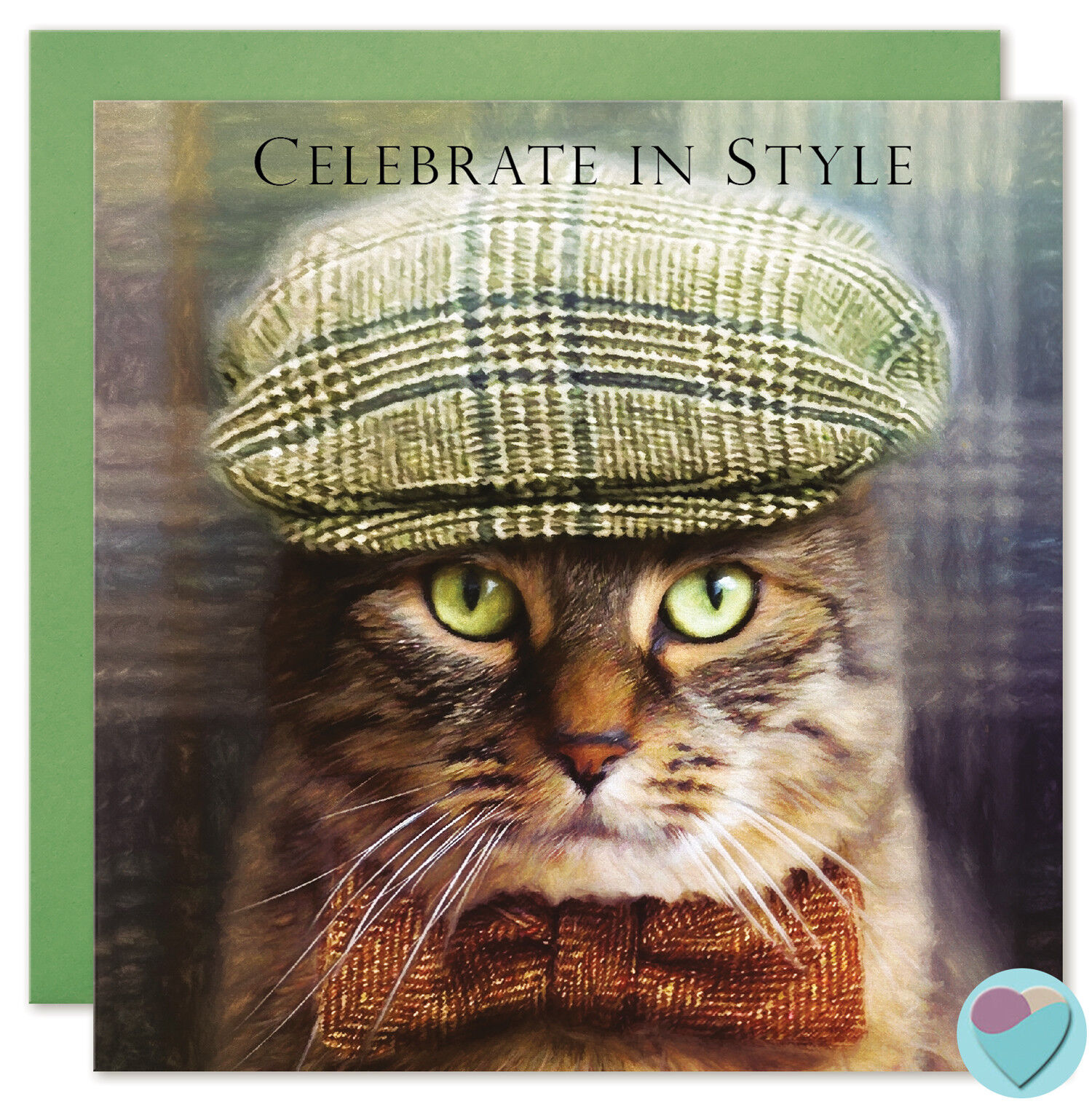 Funny Cat Birthday Card DAD BROTHER MUM SISTER friend from t