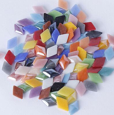 100x 11mm mixed ceramic diamonds