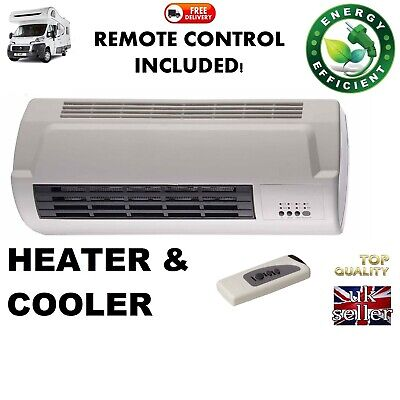 2000w MOTORHOME HEATER COOLER BIT LIKE AIR CONDITIONER Ideal Self Build Project