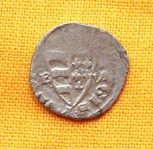 Medieval Hungarian Coin - Karol Robert Silver Denar 1307-1342 - Graz, Austria, Österreich - Medieval Hungarian Coin - Karol Robert Silver Denar 1307-1342 - Graz, Austria, Österreich