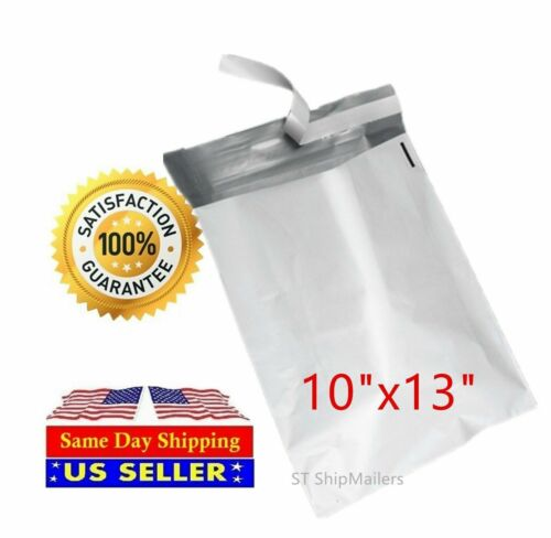 500 10x13 Poly Mailers Envelope Shipping Mailing Self Sealing Bag-ST ShipMailers