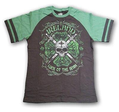 St. Patrick's Day Ireland Luck of The Irish Lucky Tee Men's - St Patrick's Day Tee Shirts