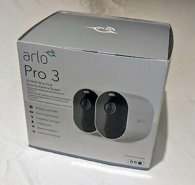 Arlo Pro 3 Smart Security Camera with HDR,VMS4240P