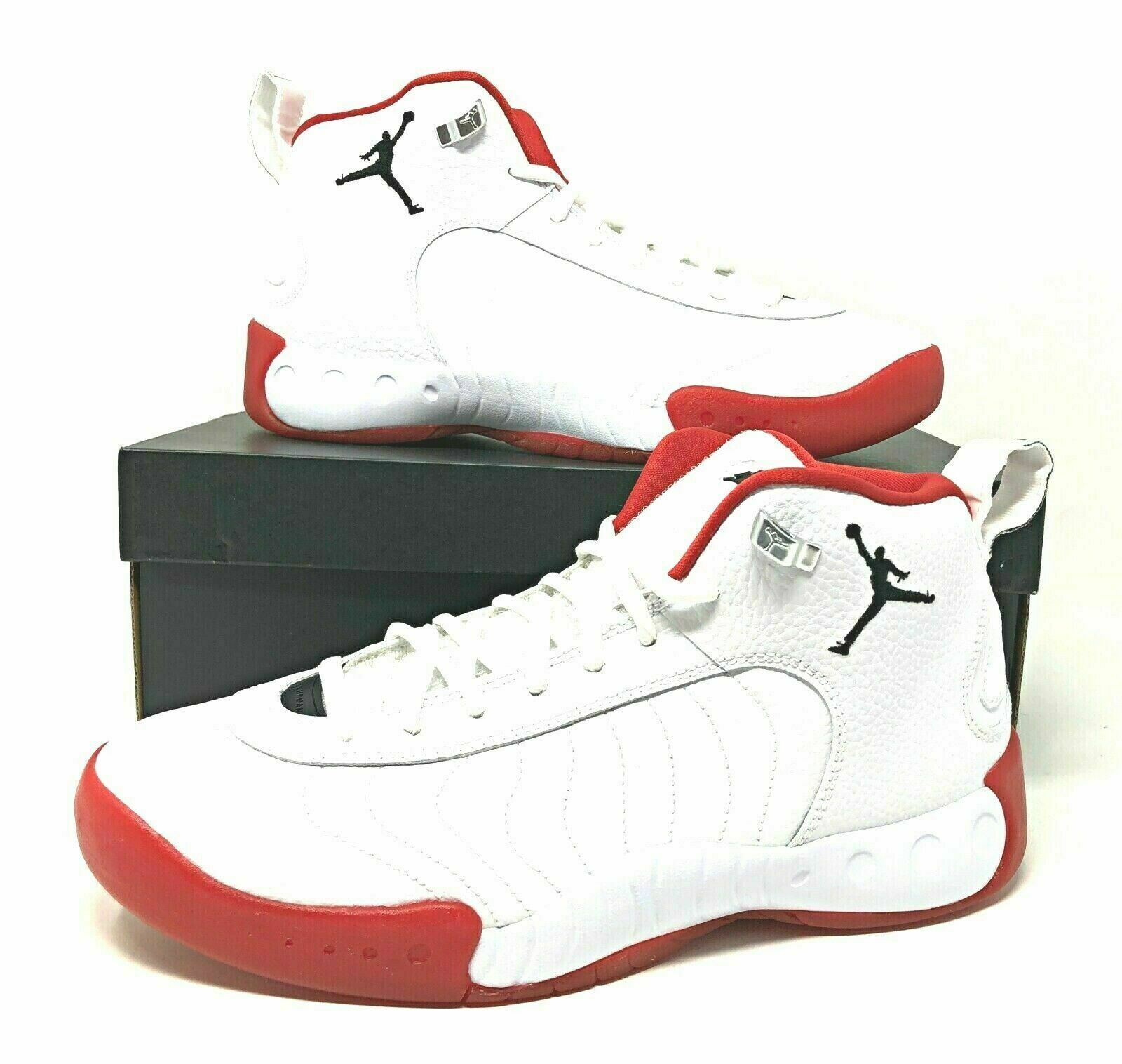 Nike Air Jordan Jumpman Pro White/Black