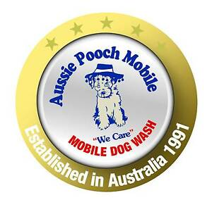 Aussie Pooch Mobile Dog Washing and Grooming Blackwood Mitcham Area Preview
