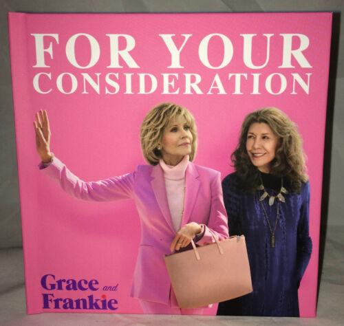 Grace and Frankie DVD 4 Episodes from Season 5 FYC 2019 Emmy Netflix Jane Fonda