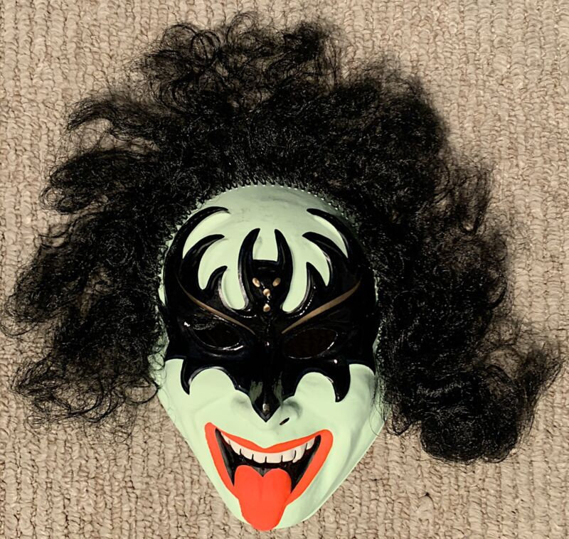 Ben Cooper Hairy Scary Mask Kiss
