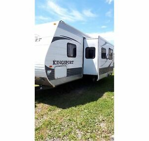 2012 Kingsport 265BHS $65.00 BI-WEEKLY TAX IN -