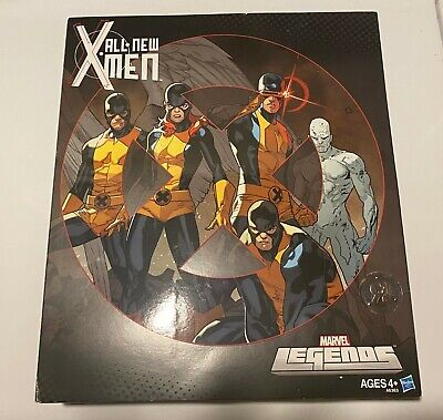 "Marvel Legends Toys R Us Exclusive All New X-Men Box Set "" 5 Pack MISB"