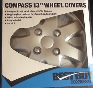13 inch wheel caps Westmead Parramatta Area Preview