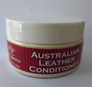 AUSTRALIAN MADE Leather Conditioner -Multi Purpose - BK Smith** free postage**