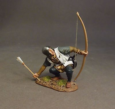 JOHN JENKINS WAR OF THE ROSES RTLANC-14 RHYS AP THOMAS LANCASTRIAN ARCHER MIB