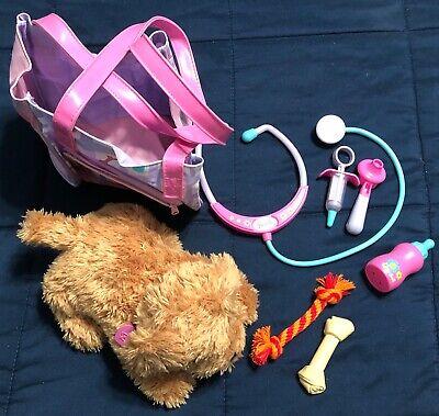 Barbie Vet Playset - Brown Dog