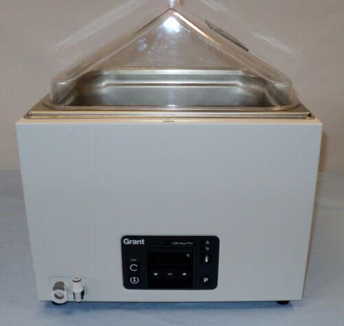 Grant Instruments / Vwr Lsb12 Us Aqua Pro Linear Shaking Water Bath, Never Used