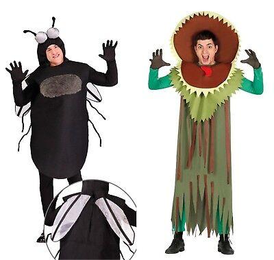 Erwachsene Fliege Kostüm Lustige Neuheit Junggesellenabschied Outfit Halloween ()