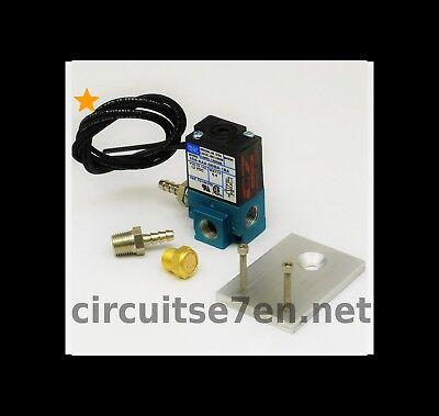 MAC Boost solenoid valve BCS 35A-AAA-DDBA-1BA with flat  Bracket