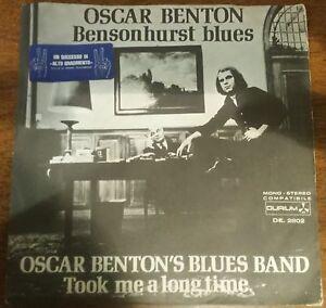 oscar benton 45giri bensonhurst blues - took me a long time - Italia - oscar benton 45giri bensonhurst blues - took me a long time - Italia