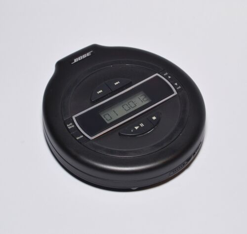 Bose PM-1 Compact Disc Portable CD Player Walkman  - Fully Tested & Working