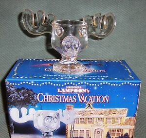 Christmas Vacation Moose Mugs (2) - Officially Licensed By Warner Bros. Studios