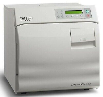 Midmark Ritter M9-042 Autoclave Automatic Sterilizer Steam Automatic Door - New