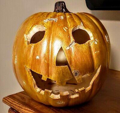 Halloween Movie 1978 Pumpkin (Michael Myers Halloween 1978 Replica Movie Pumpkin Jack O' Lantern)