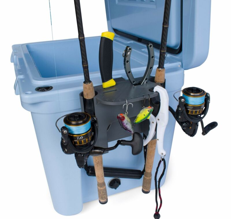 Rod Holder for YETI Tundra Coolers
