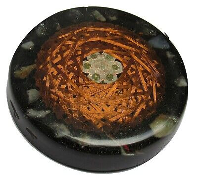 Mantra Transducer Cley Hill, Frequency Emitter 14 Vortex Starship Coil, ORGONE
